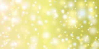 abstrakt vektor för bakgrundsbokeheffekt kan användas Royaltyfri Foto