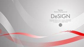 Abstrakt vektor för vektorbakgrundsmateriel royaltyfri illustrationer