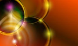 Abstrakt vektorbakgrund vektor illustrationer