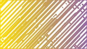 Abstrakt vektorbakgrund med kaotiska band Fotografering för Bildbyråer
