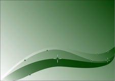 abstrakt vektorwave stock illustrationer