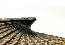 abstrakt ventilator Arkivfoto