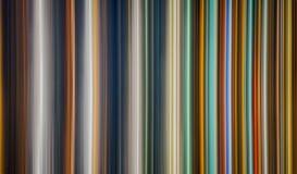 Abstrakt vertikal multicolour hastighetsljuslinje vektor illustrationer