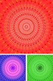 Abstrakt virvelspiralbakgrund Arkivfoto