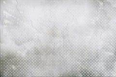 Abstrakt vit bakgrund, gammal vit karaktärsteckningbakgrund Arkivfoton