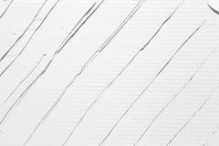 Abstrakt vit bakgrund med lättnadsband Arkivfoton