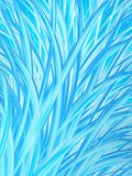 Abstrakt vit gräsmodell för turkosblått Royaltyfria Bilder