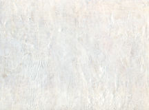 Abstrakt vit grungebakgrund Royaltyfri Foto
