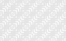 Abstrakt vit modellbakgrund royaltyfri illustrationer