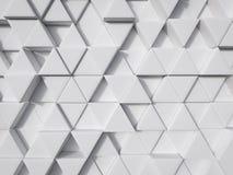Abstrakt vit modern tolkning för teknologibakgrund 3d Royaltyfria Foton