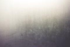 Abstrakt vit- och grå färgsuddighetsbakgrund Arkivfoto