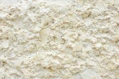 Abstrakt vit texturerad gropig bakgrund för vägg Royaltyfri Foto