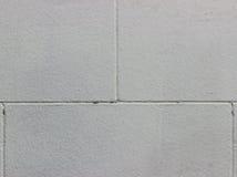 Abstrakt vit väggbakgrund Royaltyfri Bild