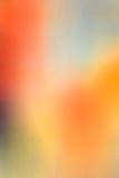 Abstrakt wärmen Sie Unschärfehintergrund Lizenzfreies Stockfoto