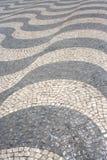 abstrakt walkway arkivbild