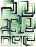 abstrakt wallpaper Arkivbild