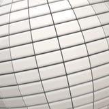 abstrakt white för bakgrund 3d Royaltyfria Foton
