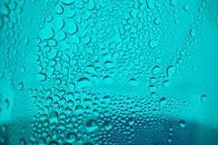 Abstrakt woda Opuszcza tło zdjęcia royalty free