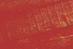Abstrakt wood röd gul naturlig texturbackgr Royaltyfri Bild