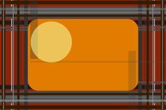 abstrakt wykłada prosto Zdjęcia Stock