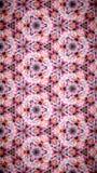 Abstrakt Wypięknia kwiatu bokeh wzoru tło Fotografia Royalty Free