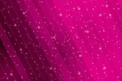 Abstrakt zaświeca purpurowego tło Obrazy Royalty Free