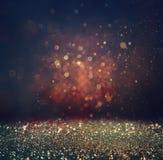 Abstrakt zamazywał fotografię bokeh światła tekstury i wybuch lekki stubarwny Obrazy Royalty Free