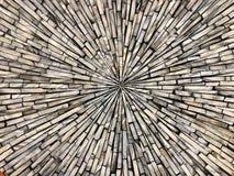 Abstrakta światła perły kamienia tekstura od krawędzi centrum tło obraz stock
