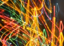 abstrakta światło Zdjęcia Stock