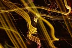 abstrakta światło Obrazy Royalty Free