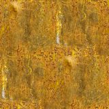 Abstrakta żelaza rdzy bezszwowy deseniowy tło Zdjęcia Stock