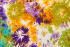 Abstrakta łaciasty guzowaty batik Zdjęcia Royalty Free