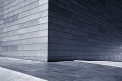 Abstrakta arkitektoniska linjer Fotografering för Bildbyråer