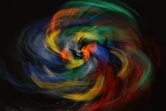 Abstrakta Art Photography av Alfred Georg Sonsalla, Tyskland Fotografering för Bildbyråer