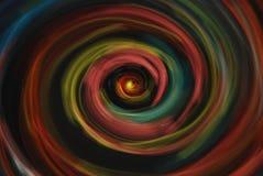 Abstrakta Art Photography av Alfred Georg Sonsalla, Tyskland Royaltyfria Bilder