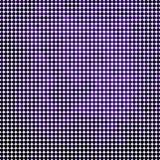 Abstrakta barwiony round kropkuje tło Obrazy Stock