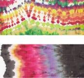 Abstrakta batikmodeller Fotografering för Bildbyråer