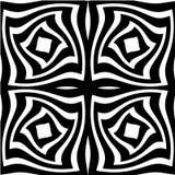abstrakta bezszwowy wzoru Obraz Royalty Free