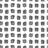 abstrakta bezszwowy wzoru Zdjęcia Royalty Free