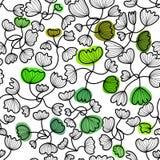 abstrakta bezszwowy wzoru Obraz Stock