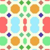 abstrakta bezszwowy wzoru Obrazy Stock