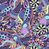 abstrakta bezszwowy wzoru Fotografia Royalty Free