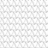 abstrakta bezszwowy wzoru liniowe tło ilustracji