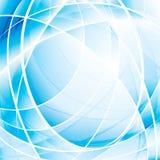 Abstrakta blått Arkivfoton
