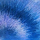 Abstrakta blått texturerad bakgrund Arkivbilder