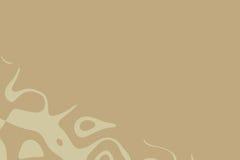 abstrakta brązowego Zdjęcie Royalty Free