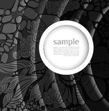 Abstrakta 3D Geometrical projekt royalty ilustracja