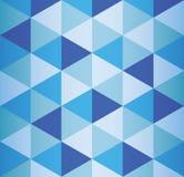Abstrakta 3d geometricbroken glass linjer modern grungevektorbakgrund Arkivfoto