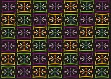 Abstrakta Deseniowy Tapetowy tło Zdjęcie Royalty Free