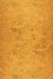 Abstrakta deseniowy złoto, miedzianego koloru kwiaty brązowy tło ilustracji